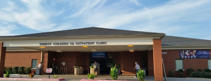 Ernest Childers VA Clinic is one of Medical Locations.