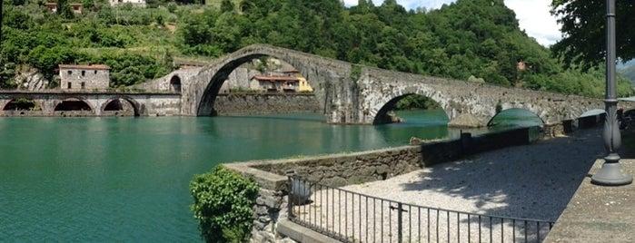 Ponte della Maddalena is one of Territorio.