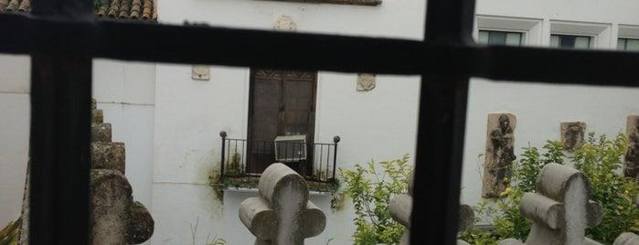 Hotel Plateros is one of Donde comer y dormir en cordoba.