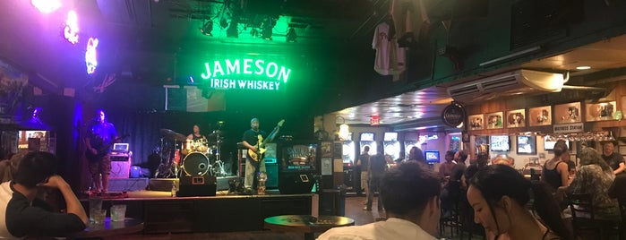 Irish Rose Saloon is one of National Redskins Rally Bars.