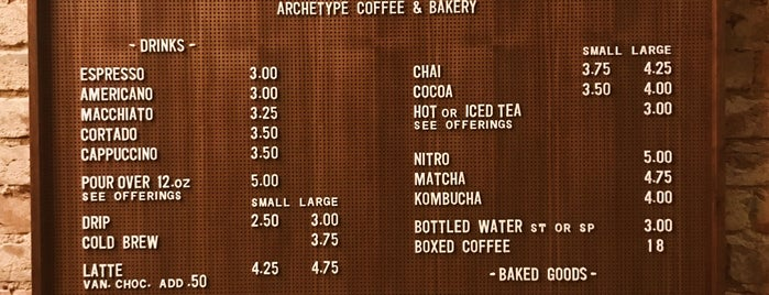 Archetype Coffee is one of The 15 Best Trendy Places in Omaha.