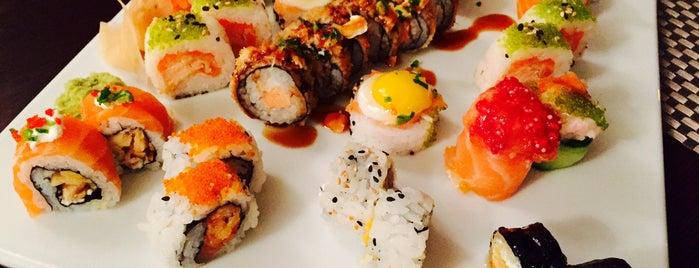 Kayo is one of Sushi.