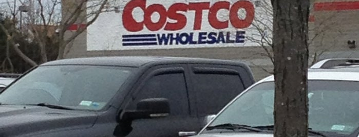 Costco Wholesale is one of where to find me.