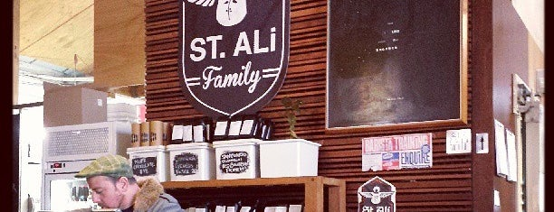 St. Ali is one of Food.