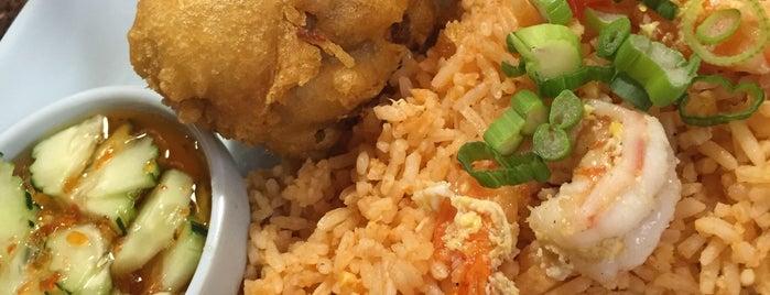 Thai Food In Westwood Village