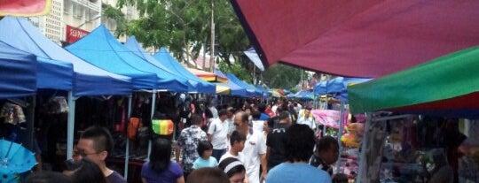 Gaya Street Market Place is one of BKI.