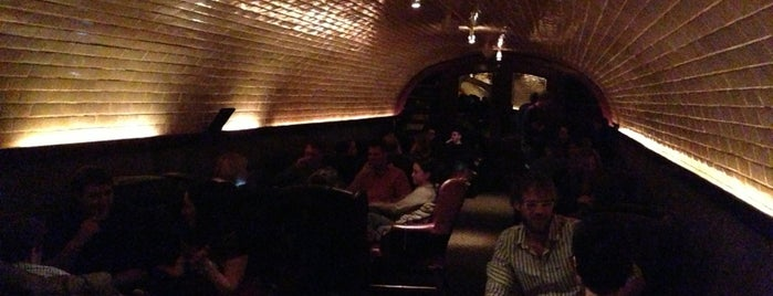 The Tunnel Bar is one of Western MA Redux.