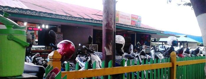 Pasar Kebun sayur is one of Amrita's Path.