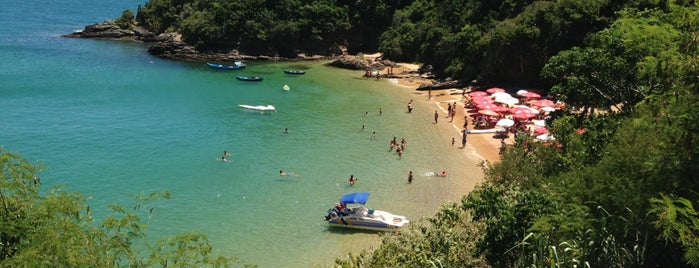 Praia de João Fernandinho is one of Arraial do Cabo e Búzios.