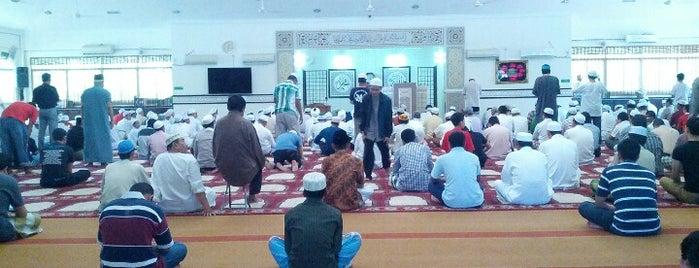 Masjid Abu Bakar Al-Siddiq is one of Mosque.