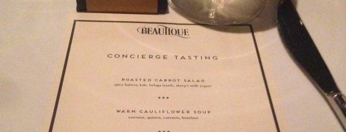 Beautique is one of New Restaurants.