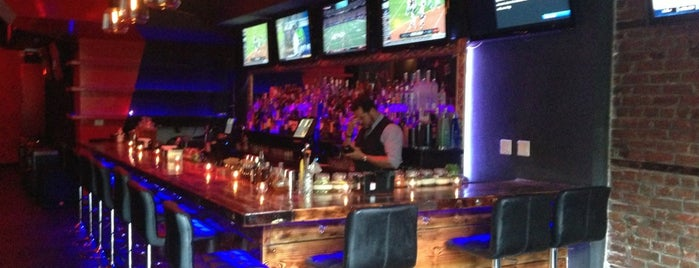 LES Sports Bar is one of New Bars to Try.