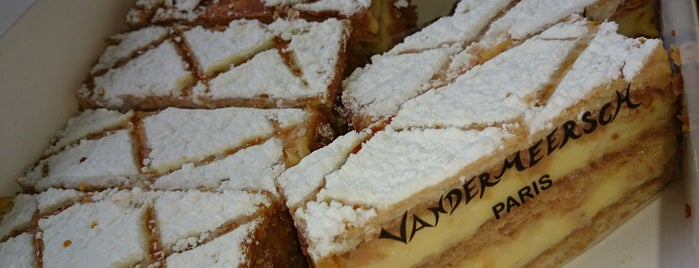 Vandermeersch is one of Bakery in Paris.