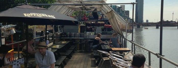 Tamesis Dock is one of More London.