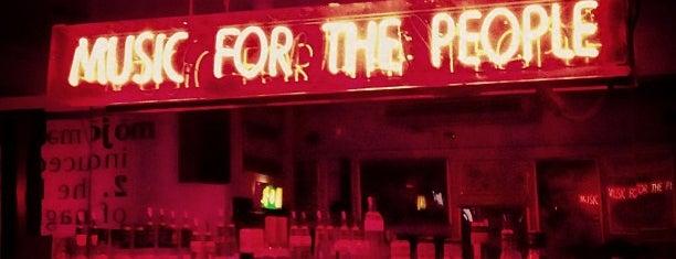 MOJO is one of Manchester alphabet pub crawl.