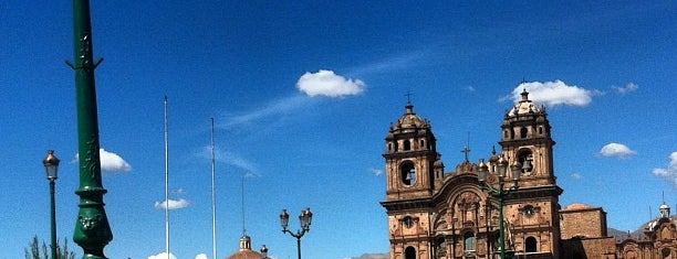 Plaza de Armas de Cusco is one of BEST OF CUSCO.