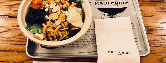 Maui Onion is one of eats to try.