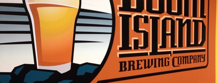 Boom Island Brewing Company is one of Minnesota Breweries and Brewpubs.