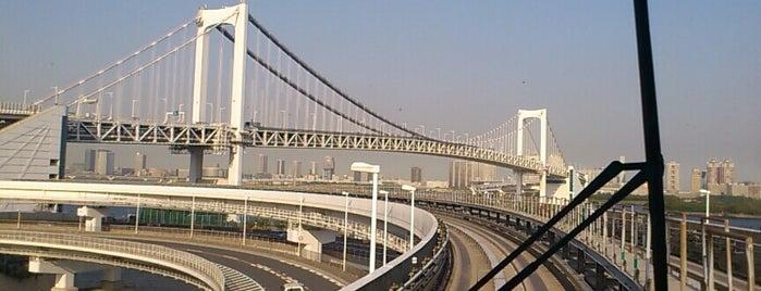 Rainbow Bridge Loop is one of ☆.