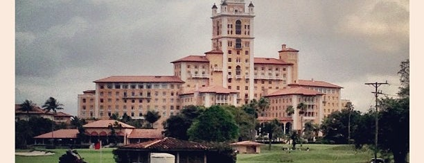 Biltmore Golf Course is one of Miami.