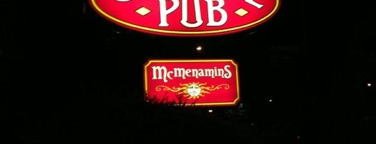McMenamins Chapel Pub is one of McMenamin's.