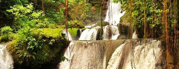 YS Falls is one of Jamaica.