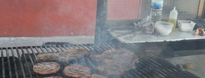 Restaurante El Paleto is one of Restauración.