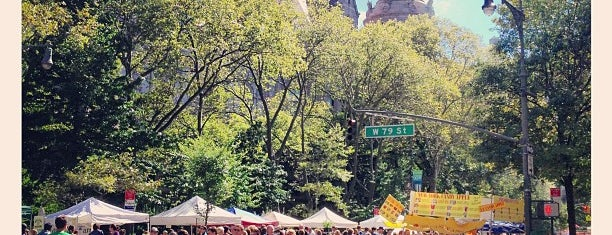 Columbus Ave Flea Market is one of NYC 2018.