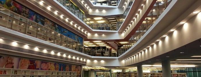 Perbadanan Perpustakaan Awam Selangor (PPAS) is one of b.
