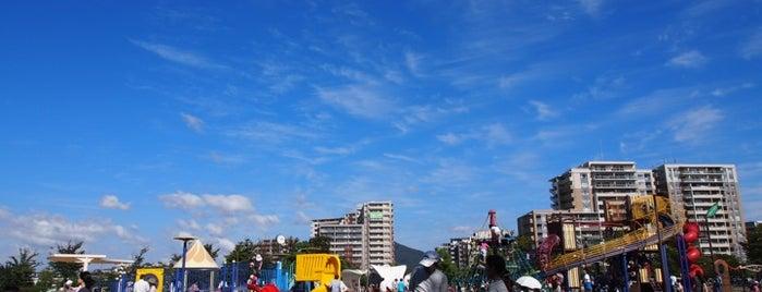 Island City Central Park is one of FUKUOKA.