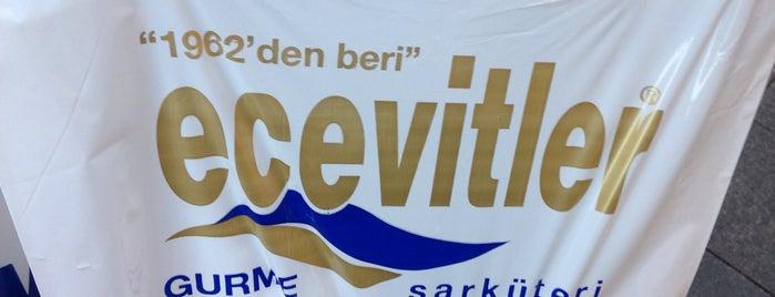 Ecevitler Gıda Pazarı is one of Istambul food.