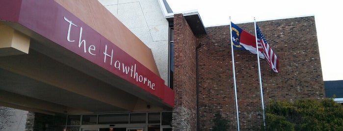 Hawthorne Inn & Conference Center is one of The 7 Best Hotels in Winston-Salem.
