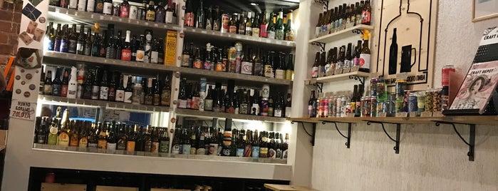 Бутылка, Кружка и Котёл is one of Москва. Есть и пить.
