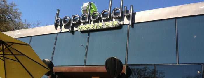 Hopdoddy Burger Bar is one of Favorite places to eat.