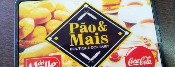 Pão & Mais is one of DANIEL.