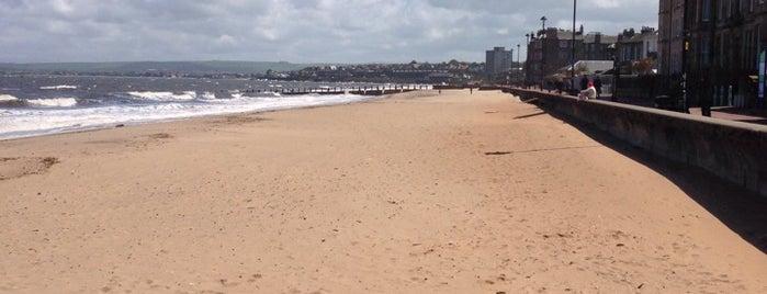 Portobello Beach is one of Uk places.