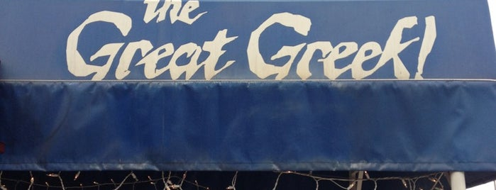 The Great Greek is one of The 15 Best Places for Dancing in Los Angeles.