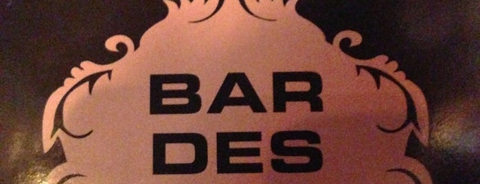Bar des Amis is one of Ghent Bars.