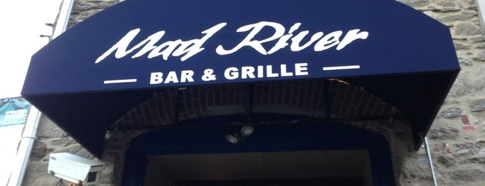 Mad River is one of Manayunk.