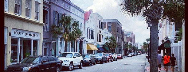 King Street is one of my charleston places.