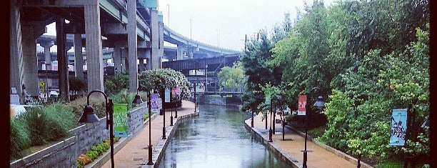 Canal Walk is one of A Weekend Away in Richmond.