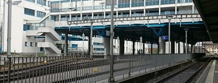 Bahnhof Hochdorf is one of Bahnhöfe.
