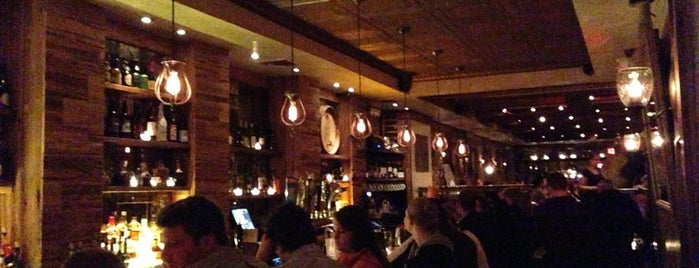 Cask Bar & Kitchen is one of NYC Soho & Little Italy.