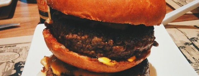 Umami Burger is one of Wicker Park.