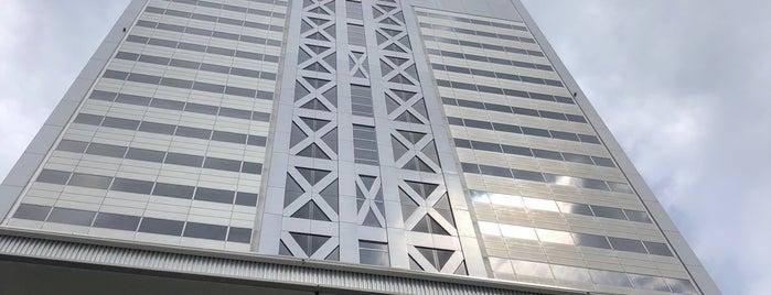 横浜メディアタワー is one of 高層ビル@首都圏.