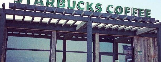 Starbucks is one of Favorite Coffee Shops.