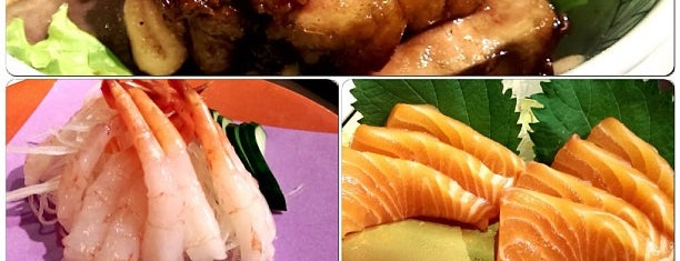 Ichiban Boshi is one of The 15 Best Places for Sushi in Singapore.