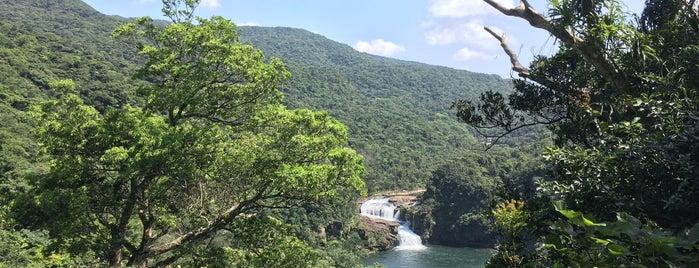 マリユドゥの滝 is one of 日本の滝百選.