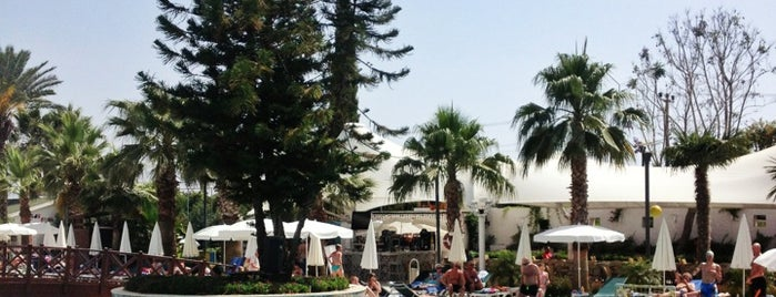 Side Resort is one of Antalya 6.