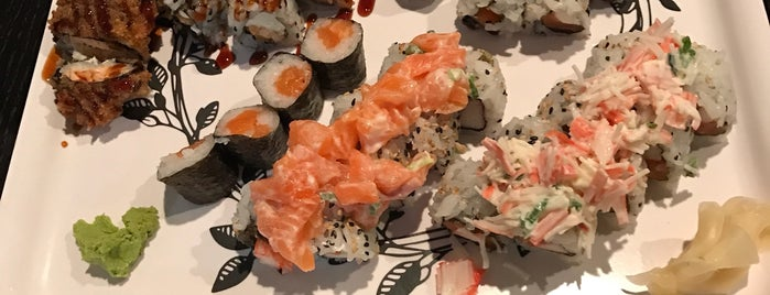 Hand Roll Sushi is one of The 15 Best Family-Friendly Places in Orlando.